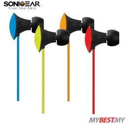 SonicGear Neoplug Leaf Earphone