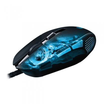 Logitech G G302 DAEDALUS PRIME MOBA Gaming Mouse