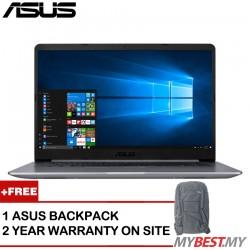 """Asus Vivobook A510U-FEJ139T 15.6"""" FHD Laptop (Silver)"""