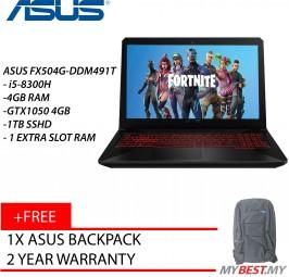 "Asus TUF FX504G-DDM491T 15.6"" FHD Gaming Laptop"