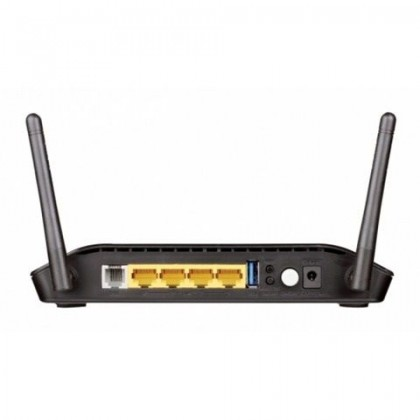 D-Link DSL-2750U 300Mbps Wireless-N All in One Router with build in ADSL