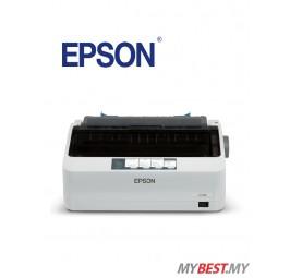 Epson LQ310 dot matrix printer+2 original ribbon +3 years warranty