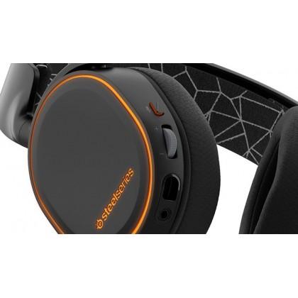 SteelSeries Arctis 5 7.1 Surround RGB Gaming Headset (Black)