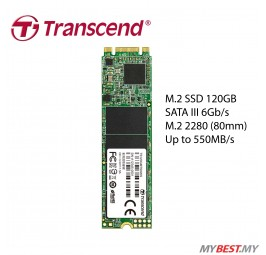 Transcend 820s SATA III M.2 2280 Solid State Drive