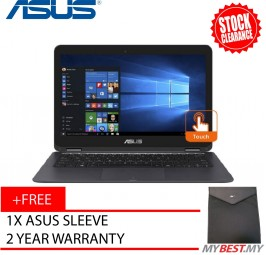"""Asus ZenBook UX360C-AC4151T Laptop 