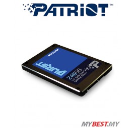 Patriot Memory Burst 240GB SATA III Internal Solid State Drive 2.5 - PBU240GS25SSDR