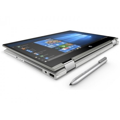HP Pavilion X360 14-CD0036TX 14.0 FHD Touch Laptop Silver (I5-8250U, 4GB, 1TB+8GB, MX130 2GB, W10)