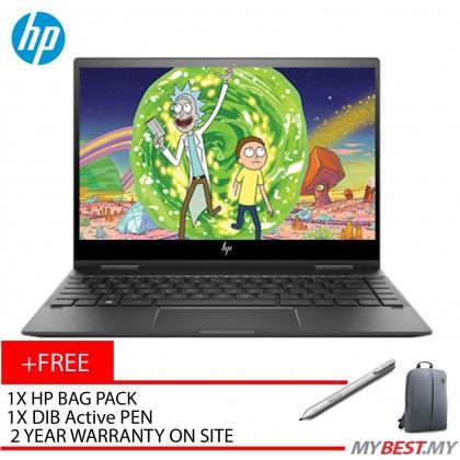HP ENVY x360 13-ag0003AU (Ryzen5-2500U 8GB 256GB UMA)(Dark Ash Silver)