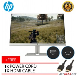 "HP 22F 22"" Full HD 5MS IPS LED Monitor (HDMI/ VGA)"