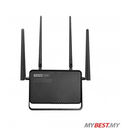 TOTOLINK A3000RU AC1200 Wireless Dual Band Gigabit Router