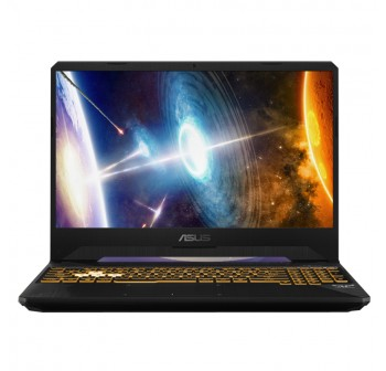 Asus Gaming TUF FX505G-MES182T 15.6 inch Laptop/ Notebook (i7-8750H, 8GB, 1TB, 128GB, NV GTX1060, W10H)