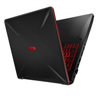 "Asus TUF FX705G-EEW164T 17.3"" FHD Gaming Laptop (I7-8750H, 8GB, 1TB+128GB, GTX1050Ti 4GB, W10)"