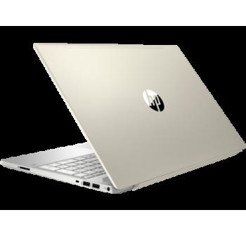 "HP Pavilion 15-Cs2010TX 15.6"" FHD Laptop Pale Gold ( I5-8265U, 4GB, 256GB, MX250 2GB, W10 )"