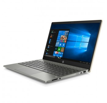 "HP Pavilion 13-An0056TU 13.3"" FHD IPS Laptop Pale Gold ( I7-8565U, 8GB, 512GB, Intel, W10 )"