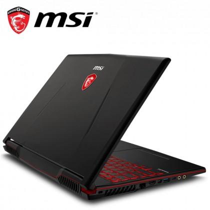 "MSI GL63 8RCS-057 15.6"" FHD IPS Gaming Laptop (I7-8750H, 8GB, 512GB, GTX1050 4GB, W10)"