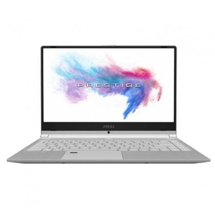 "MSI Modern PS42 8RB-431 14"" FHD Laptop Silver (I7-8550U, 16GB, 256GB, MX150 2GB, W10)"
