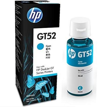 HP INK REFILL  GT52 CYAN (GT52C)