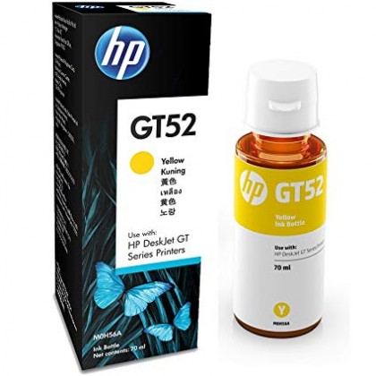HP INK REFILL GT52 YELLOW (GT52Y)