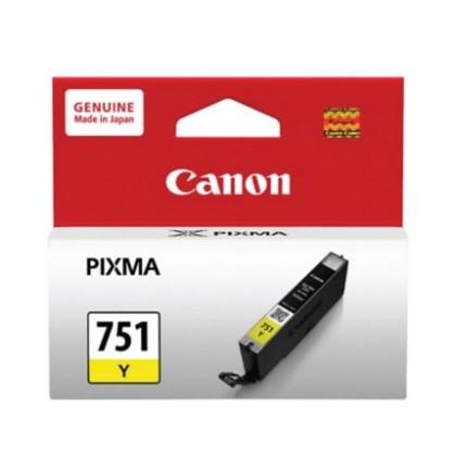 CANON INK CARTRIDGE CLI-751Y (YELLOW)