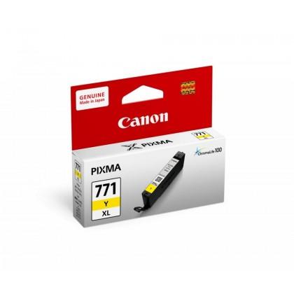 CANON INK CARTRIDGE CLI-771Y XL (YELLOW)