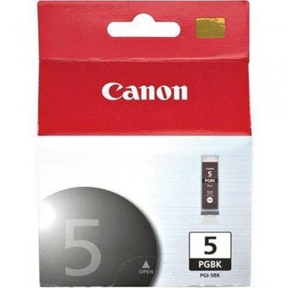 CANON INK CARTRIDGE PGI-5BK (BLACK)
