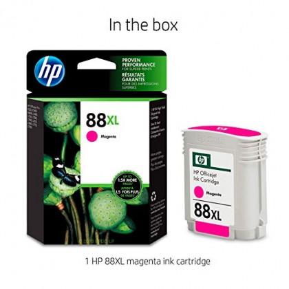 HP 88XL MAGENTA INK CARTRIDGE (C9392A)