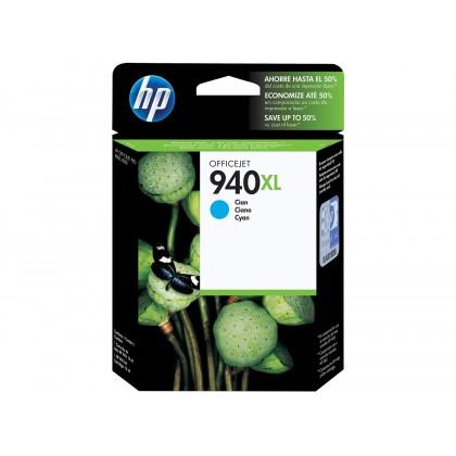 HP 940XL CYAN INK CARTRIDGE (C4907AA)