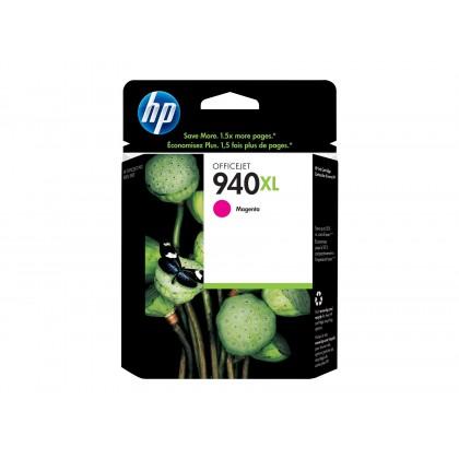 HP 940XL MAGENTA INK CARTRIDGE (C4908AA)