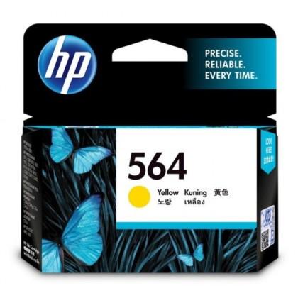 HP 564 YELLOW INK CARTRIDGE (CB320WA)