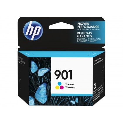 HP 901 COLOUR INK CARTRIDGE (CC656AA)