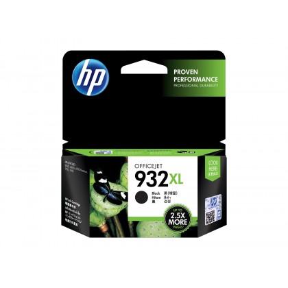 HP 932XL BLACK INK CARTRIDGE (CN053AA)