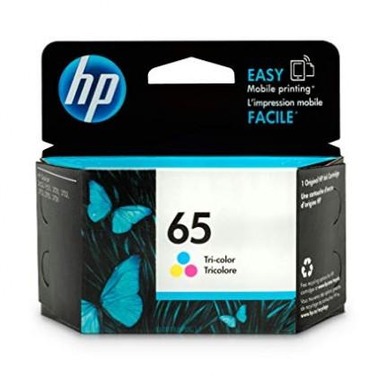 HP 65 COLOUR INK CARTRIDGE (N9K01AA)