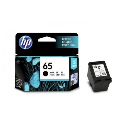 HP 65 BLACK INK CARTRIDGE (N9K02AA)