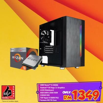 Gaming PC Promo