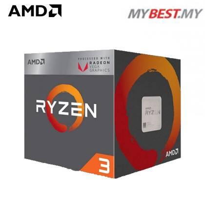 AMD Ryzen 3 3200G (VEGA 8 GRAPHICS)