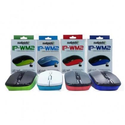 Salpido IP-WM2 2.4GHz Wireless Optical Mouse