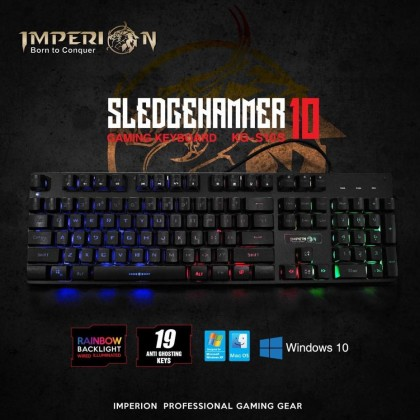 Imperion Sledgehammer 10 Gaming Keyboard