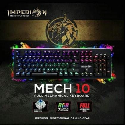 Imperion MECH 10 RGB Mechanical Gaming Keyboard