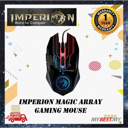 IMPERION MAGIC ARRAY GAMING MOUSE
