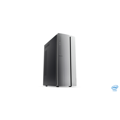 LENOVO IDEACENTRE 510-15ICK 90LU001LMI PC (I5-9400F,4GB,1TB HDD,GEFORCE GT730 2GB,WIN10) PRE-INSTALLED OFFICE H&S 2019