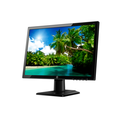 HP 20KH 19.5-inch TN Panel 5ms LED Backlit HD Monitor