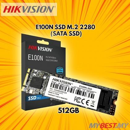 HIKVISION E100N 512GB SSD M.2 2280 SATA