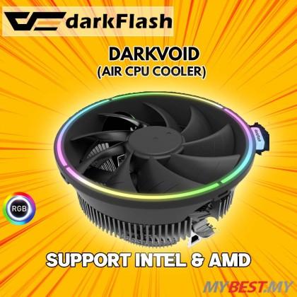 AIGO DARKFLASH DARKVOID TOP FLOW RAINBOW CPU COOLER