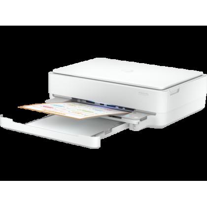 HP Printer DeskJet Plus Ink Advantage 6075 (Print / Copy / Scan / Wifi)