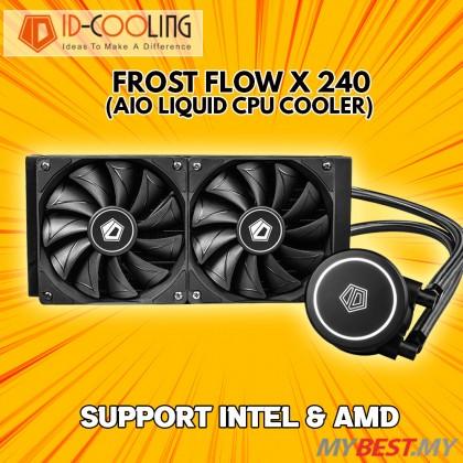 ID-COOLING FROSTFLOW X 240 RGB AIO LIQUID COOLER 240MM