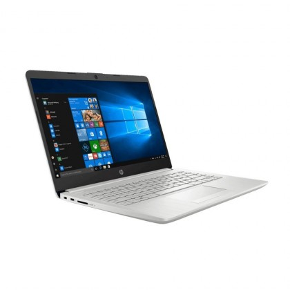 "HP 14s-DK0176AU SILVER (R3 3200U, 16GB, 512GB SSD, 14"" FHD, WIN 10, 2Yrs) + OFFICE H&S 2019"