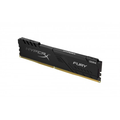 KINGSTON HYPERX FURY 8GB DDR4 2666MHZ CL16 DIMM RAM (DESKTOP)