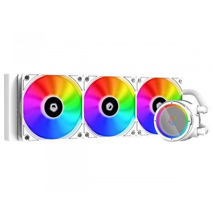 ID-COOLING ZOOMFLOW 360X - SNOW - ARGB AIO COOLER