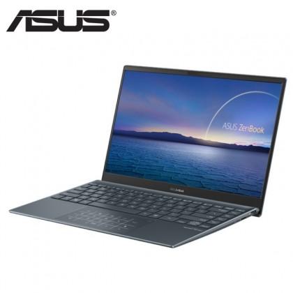 Asus ZenBook 13 UX325E-AEG061TS 13.3'' FHD Laptop Pine Grey ( I5-1135G7, 8GB, 512GB SSD, Intel, W10, HS )
