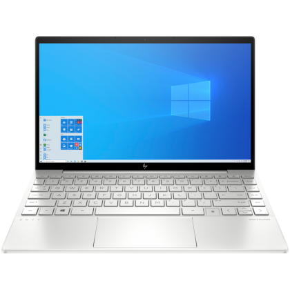 HP Envy 13-ba1010TX Laptop Silver (13.3IN FHD/ Intel i5-1135G7/ 8GB DDR4 RAM/ 512GB SSD/ Nvdia® MX450 2GB/ Win 10) - Comes with Microsoft Office Pre-Installed